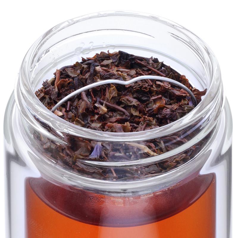 Tea Thermos for hot mamaki tea on-the-go