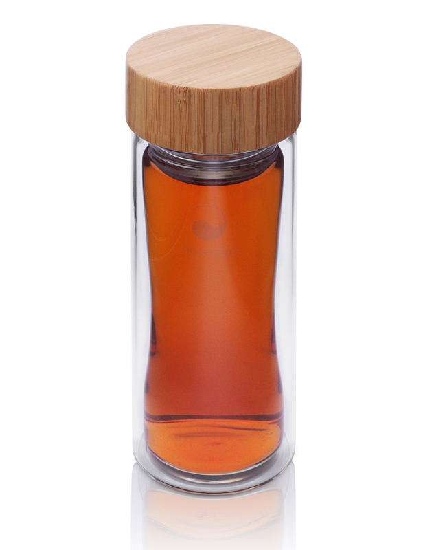 therm o terra tea thermos - Glass Thermos